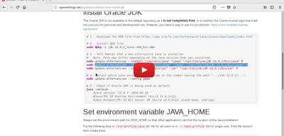 Debian - How to install Open JDK and Oracle JDK | OpenWritings net